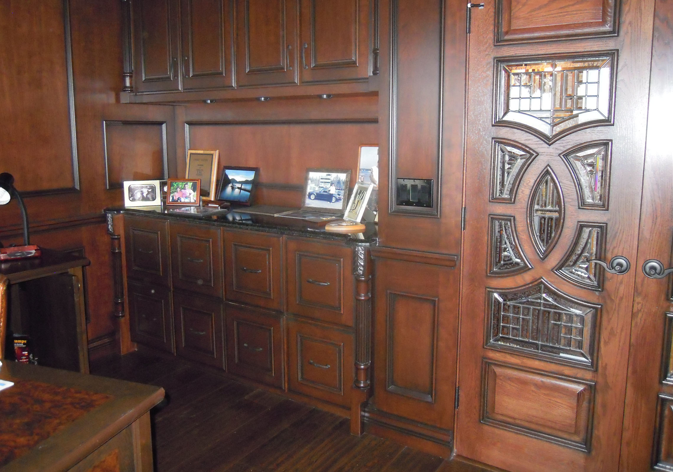 Custom Built Home Offices By Tuscan Developments
