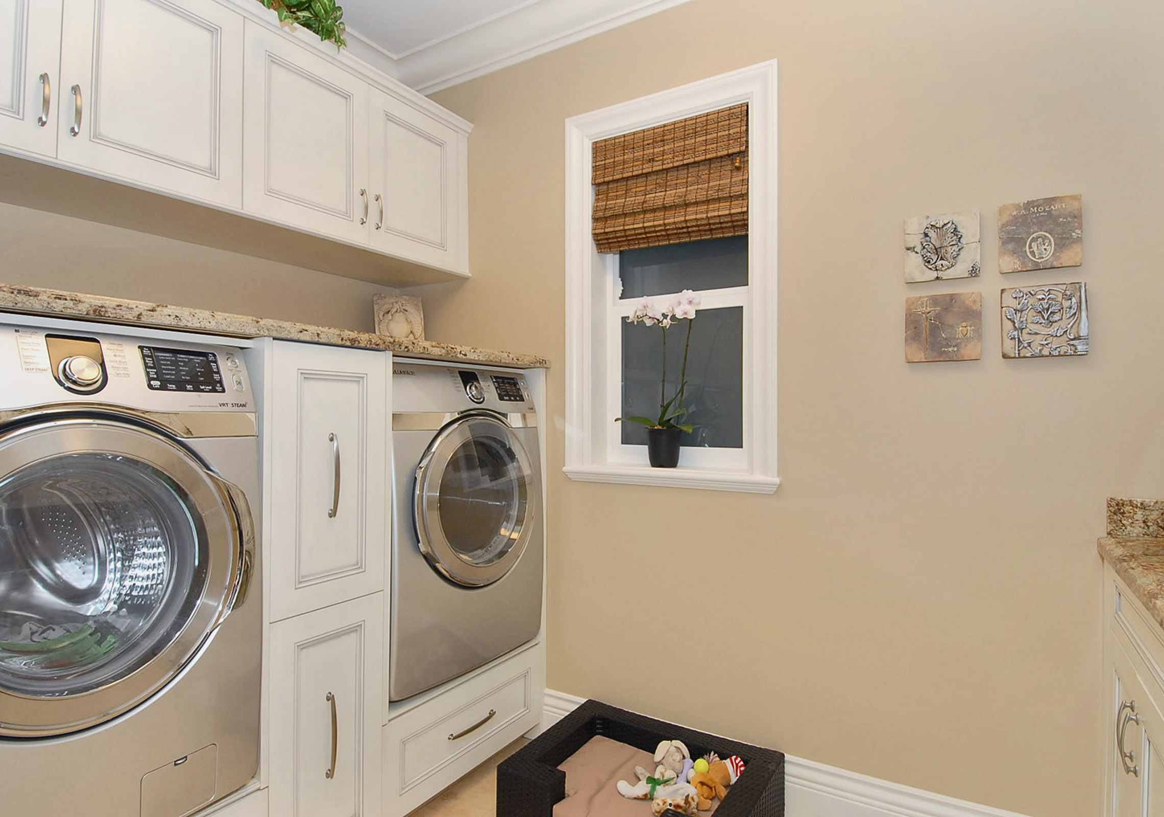 home renovations laundry room |tuscan developments